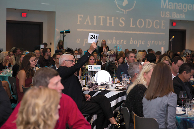 Faith's Lodge Hope Rocks 2018