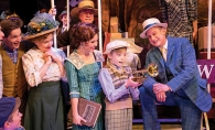 """Hugo Mullaney onstage as Winthrop Paroo in """"The Music Man"""" at Chanhassen Dinner Theatres."""