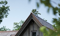 A home built using sustainable methods by John Kraemer & Sons