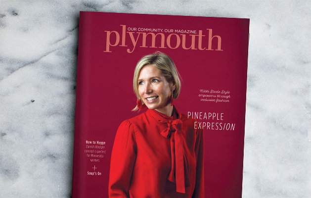 Plymouth Magazine February/March 2021 cover