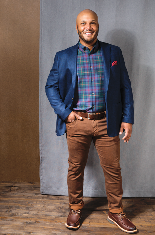 Keep stylish with Plymouth's trusted menswear store, The Foursome