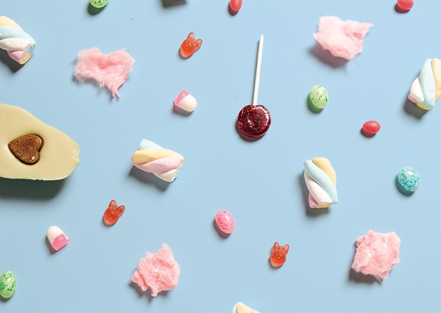 Candy from Maud Borup