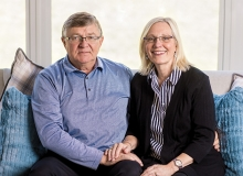 Jerry and Karen Parks, founders of Parks' Place: Memory Care Redefined