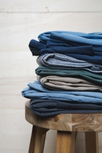 A stack of clothes from The Foursome Fine Menswear